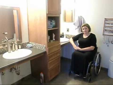 Roll In Shower Testimonial by Satisfied Accessible Systems Customer