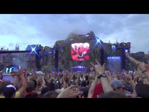 Hardwell if i loose myself tonight mix (Tomorrowland 2013)