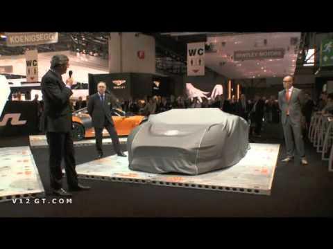 Презентация Spyker C8 Aileron