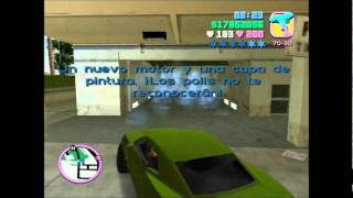 Gta Vice City Loquendo Tommy y su camaro nuevo