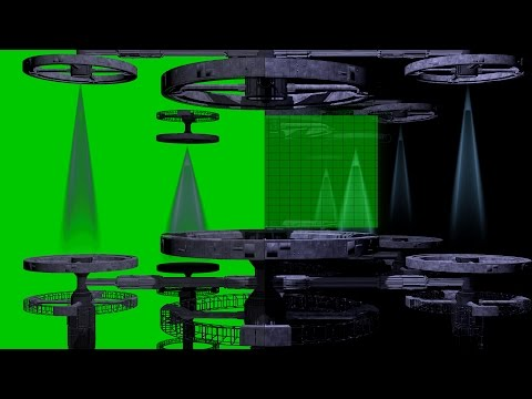 Sci-Fi Movie Titles | After Effects template