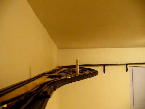 Ho Ceiling Train... Work in progress.