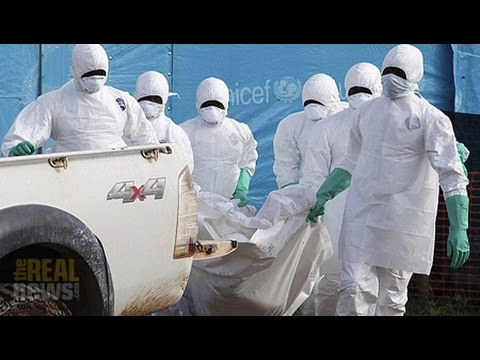 The Politics of the Ebola Serum - Harriet Washington on the Ebola Outbreak (1/2)