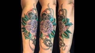 40 Best Lock and Key Tattoos