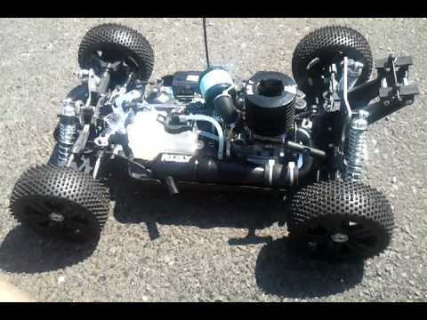 Reely Air Attack Tuning Reely Air Buggy 1:8 Air Attack