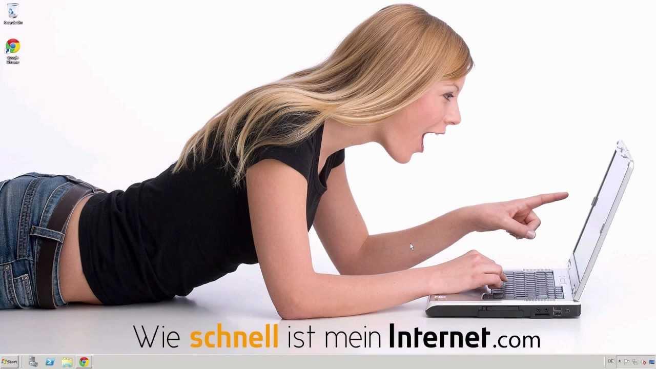 wie schnell ist mein internet chip