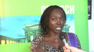 Fatou Diome: 'Mon endroit préféré c'est Niodior'