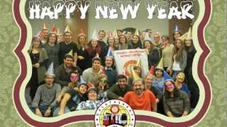 Happy New Year to All Rotaractors Around the World