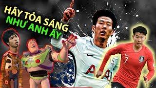 Top 8 lần Son Heung Min tỏa sáng mang chiến thắng cho đội nhà►Ngôi sao châu Á rực rỡ nhất thế giới🔥🔥