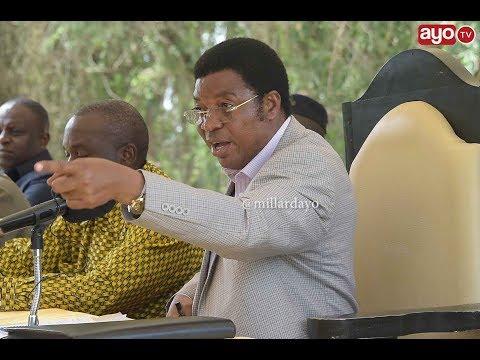 Waziri Mkuu katoa saa 72, kwa Mkurugenzi na Mweka Hazina wa Halmashauri ya Ukerewe.