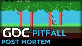 Pitfall: A Classic Game Postmortem
