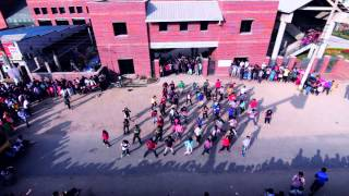 ICC World Twenty20 Bangladesh 2014 Flash Mob East West University