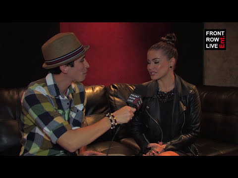 Carmen Electra interview w/ Robert Herrera