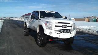 Lolclassic.com - Diesel-2011-ford-excursion-super-duty-60-on-28s-dub