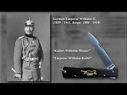 Historical Background and Review of the German Mercator Knife (aka