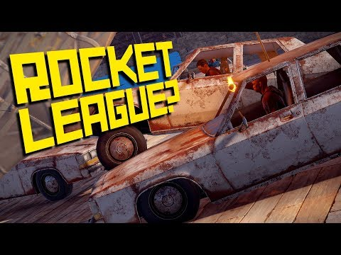 Does it work? (and other car based experiments) | Rocket league in Rust