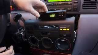 how to change gear shifter bulb