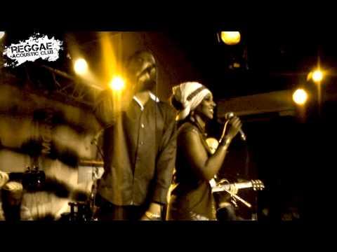 Reggae Acoustic Club # 1 : Lyricson & Mo'kalamity - Forever Loving Jah (cover Bob Marley) video