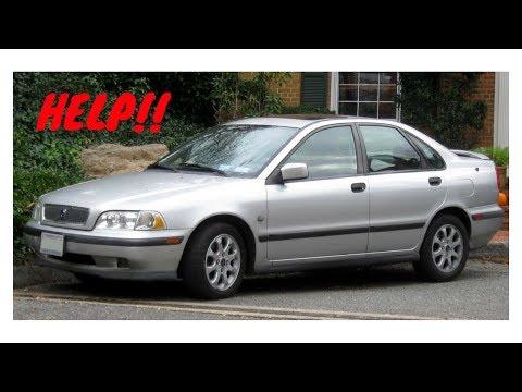 Volvo Idle Problems 2002 S40