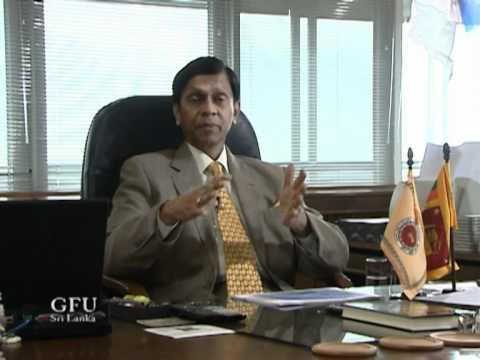 Governor Of Central Bank ,sri Lanka ,ajith Niward Cabraal On Present Economic Status Of The Island 5 video
