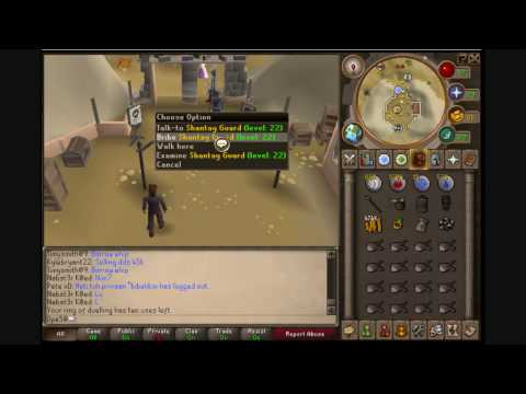Runescape Ultimate combat training guide for members