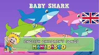 Children's Songs | Cartoon | BABY SHARK | Mini Disco