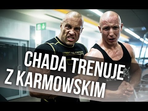 TEASER: Tomasz Chada trenuje z Michałem Karmowskim!