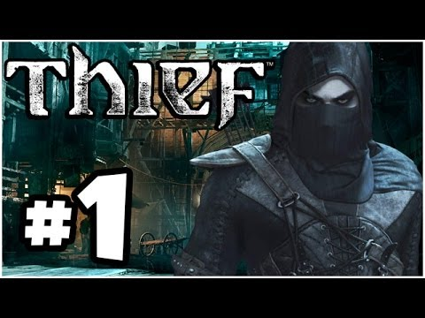 Thief Walkthrough PART 1 Let's Play Gameplay Playthrough PS4 XBOX ONE PC (Thief 4 1080p HD)