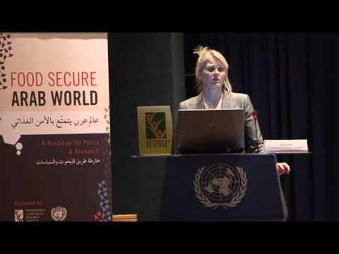 Food Secure Arab World (English) - Dorte Verner