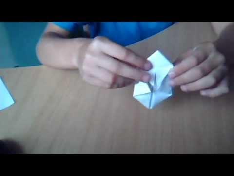 "Оригами ""Водяная бомбочка"""
