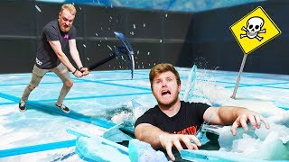 Deadly Ice Breakers Challenge!   Fortnite