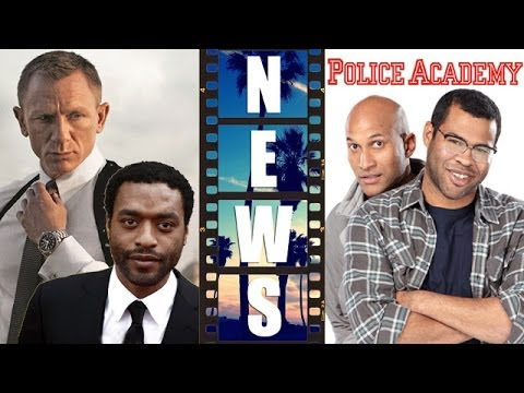 Bond 24 2015 Chiwetel Ejiofor as villain? Key & Peele Police Academy Reboot - Beyond The Trailer