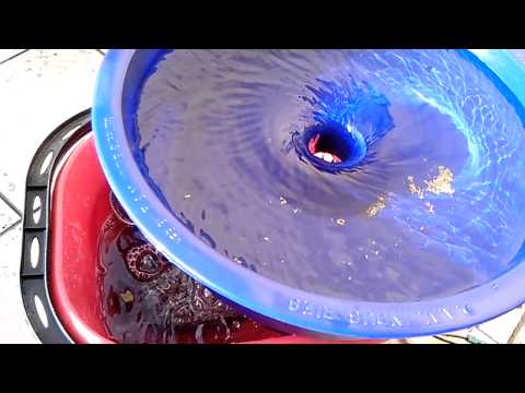 Концентратор за самородно злато Blue Bowl Pan