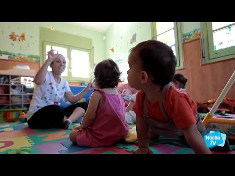 Preparar a tu bebé para la guardería | Trucos y consejos | Nestlé