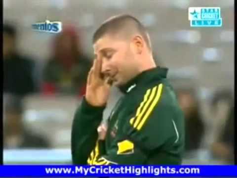 Miracle at the MCG   Australia vs Sri Lanka 3/11/10