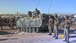 انعكاسات الأزمة السورية على القضية الكردية بتركيا