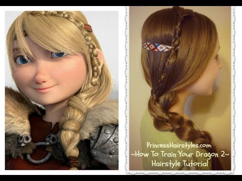 How to side braid tutorial