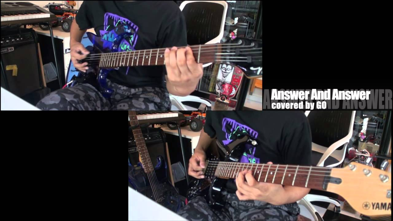 how to play 9mm parabellum bullet on guitar