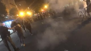 Tear Gas Used to Clear Washington, D.C. Protesters Near White House