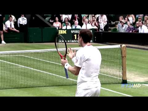 Andy Murray // I'm More Determined Than Ever HD