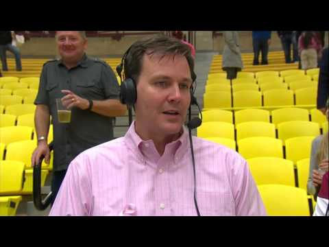 VOLl v South Dakota State (2 OCT 15) - Post Game