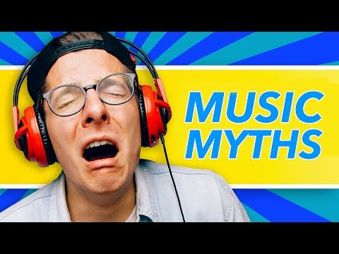 These 3 Massive Myths Are Stopping You From Making Music - BehindTheSpeakers.com