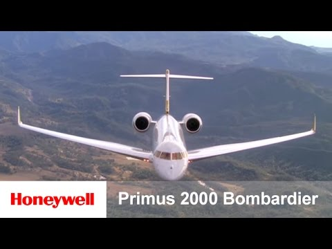 Honeywell Primus 2000 Bombardier GEX Vertical Glide Path (VGP)