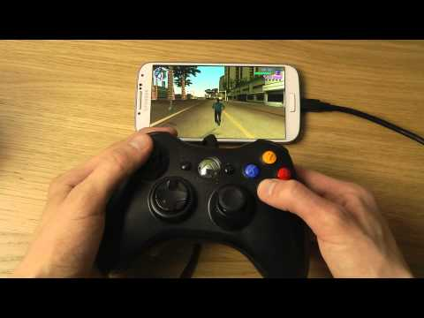 How To Pair Xbox 360 Controller To Samsung Galaxy S4