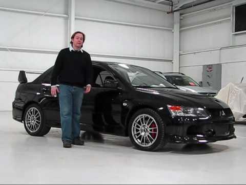 Mitsubishi Evolution IX SE AWD--Chicago Cars Direct