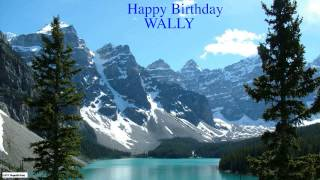 Wally  Nature & Naturaleza - Happy Birthday