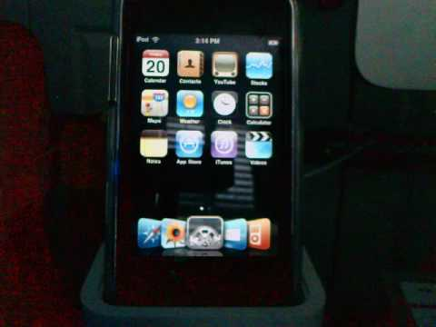 How to get a 3D dock or dockflow on your ipod touch! or iPhone!