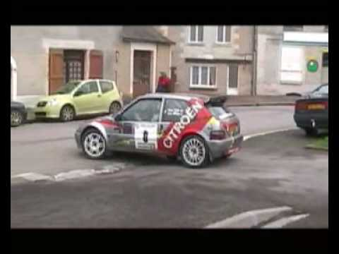 Stephane Rogeon Saxo Kit Car Rally