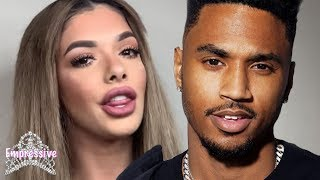 TREY SONGZ gets outed by Celina Powell | #SurvivingTreySongz? (ALLEGEDLY)