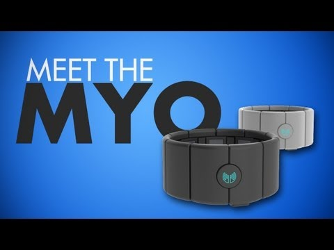 The Controller Of The Future? [MYO]